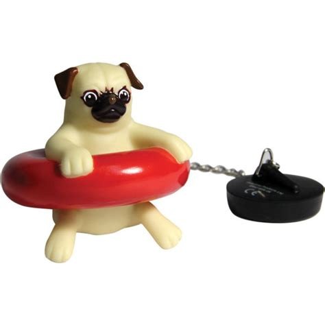 pug presents for him bath pug iwoot