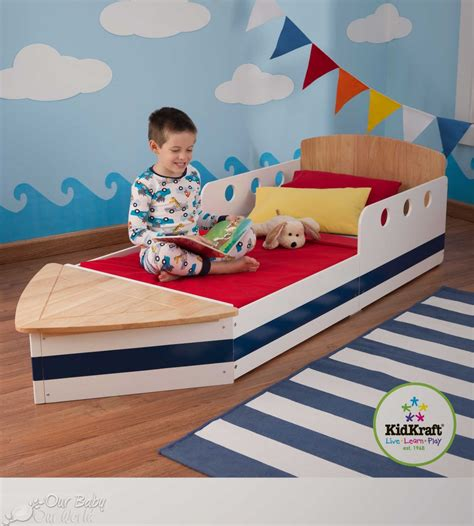 toddler bed age range kidkraft boat toddler bed junior beds boat shaped bed