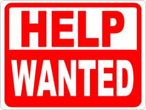 Help Wanted Template by Wanted Poster Templates Microsoft Word