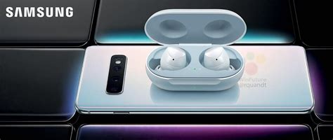 samsung earphones for s10 galaxy buds photo leak shows charging on galaxy s10 android community