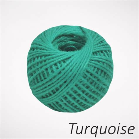 colored jute twine colored jute twine 45m extras strings