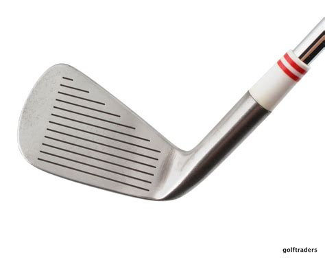 adams golf mb  iron steel stiff flex