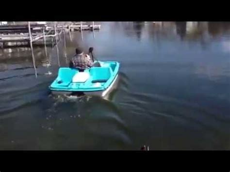 pedal boat trolling motor paddle boat and trolling motor funnydog tv