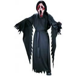 ghost face bleeding mask bleeding ghost face scary movie horror costume