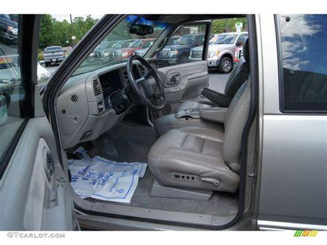 K1500 Interior by Gray Interior 1998 Chevrolet C K K1500 Silverado Extended