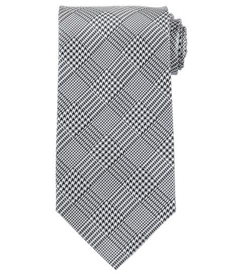 1920 s classci glen plaid tie