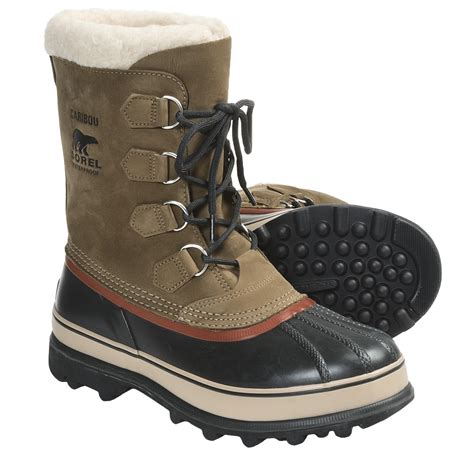 winter boots sorel caribou ii winter boots waterproof for