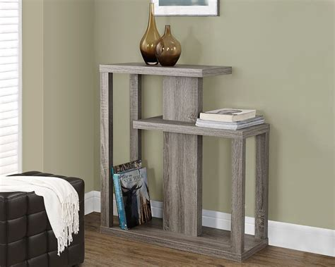 table l parts home depot monarch specialties console table 38 quot l brushed silver