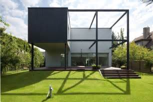 black cube house kameleonlab archdaily
