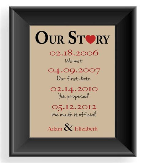 Wedding Anniversary Gifts For Couples by 25 Best Anniversary Gift Ideas For Him Images On