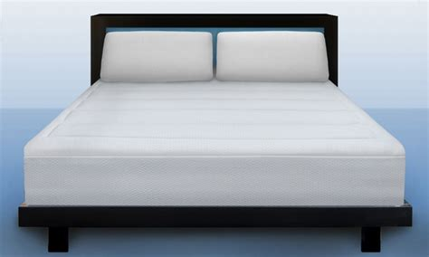 269 for memory foam adjustable air mattress groupon