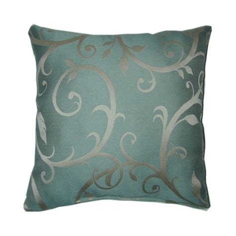 throw pillow indoor outdoor 17 quot square sunbrella deluxe