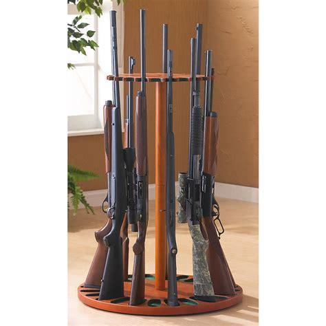 corner gun rack with magnets 159660 gun cabinets