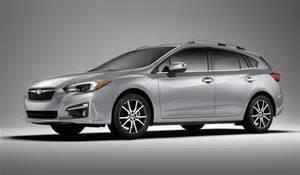 Subaru Impreza Wagon 2017 Subaru Impreza Unveiled Debuts All New Global