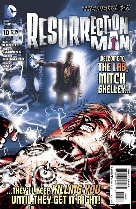 resurrection shadows of omega volume 1 books exclusive dc comics preview resurrection 10