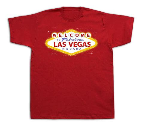 Las Vegas Nevada 07 T Shirt welcome to las vegas nevada sign lights city t shirt