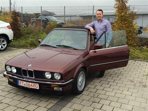 E30 Tieferlegung H Kennzeichen by Quot Toni Quot Unser E30 325i Vfl Cabrio 3er Bmw E30 Quot Cabrio
