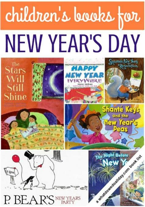 children s book on new year children s books for a happy new year s day