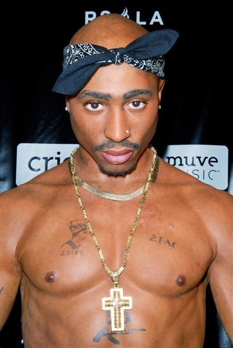 Tupac Shakur Also Search For Tupac Shakur Madame Tussauds Yes