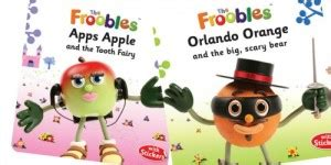 The Froobles Apps Apple review the froobles theboyandme