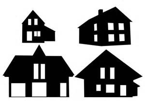 haus silhouette kostenlose illustration haus h 228 user silhouette