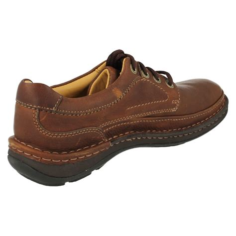 Sepatu Clarks Active Air mens clarks active air lace up shoes nature three ebay