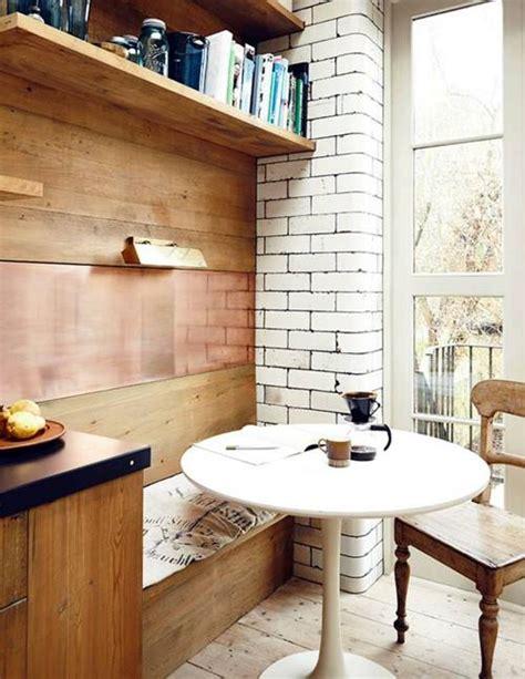 dise o en cocinas modernas mesas redondas de dise 241 o para cocinas modernas cocinas