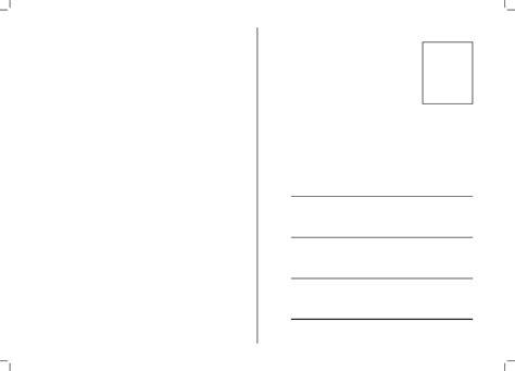 Word Vorlage Postkarte Kostenlos Vorlagen Zum Selbst Gestalten Postkarten Gru 223 Karten Einladungskarten