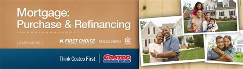 Costco Home Loans by Costco Services