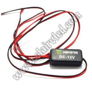 Modul Strobo Flasher 12v Dc baru aneka lu led t10 t5 t20 lu rem plafon drl neon wire f1 flasher dll