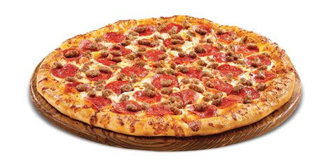 Pizza Pepperoni Amp Beef