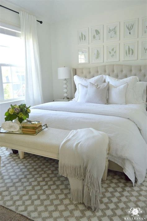 All Bed Bedroom 17 Best Ideas About White Bedrooms On White