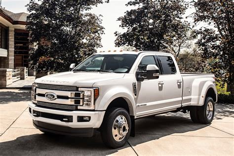 ford trucks ford f series duty trucks gain more luxurious