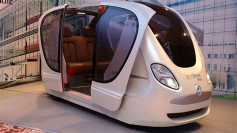 in pods wordlesstech futuristic driverless pods for singapore s