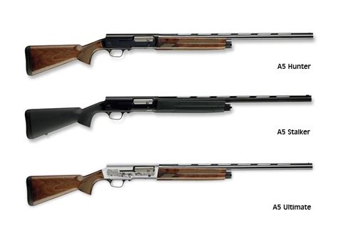 browning auto 5 self loading semi automatic shotgun