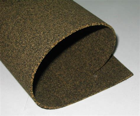 Rubber Cork Sheet by Cork Rubber Sheet From Richforest Cork Products Factory