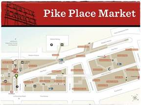 seattle map store maps discoverbooktravel pike place market seattle