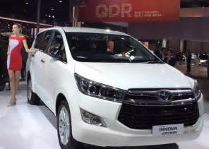 new innova car price toyota innova crysta price in india price list on road