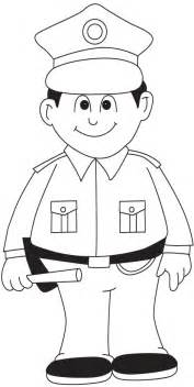 policeman coloring page policeman coloring page free policeman coloring