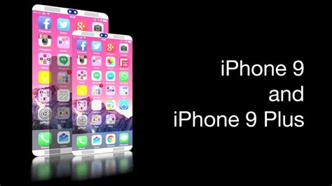9 iphone plus iphone 9 and iphone 9 plus trailer official