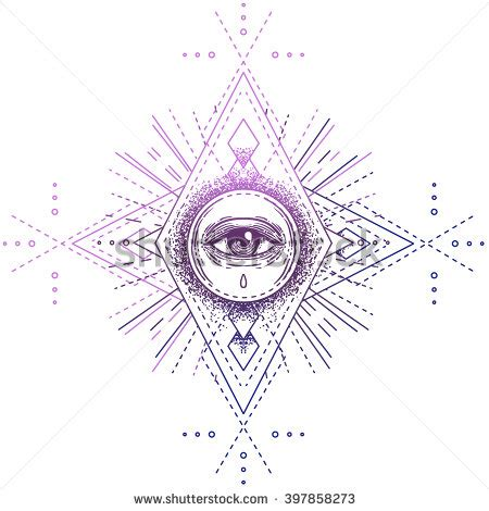 sacred geometry symbol all seeing eye stock vector 100 all seeing eye stock images sacred geometry symbol all seeing eye stock vector