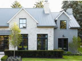 Black Exterior Windows Ideas I Like Everything About This Look Black Clad Windows And Corrugated Aluminum Siding