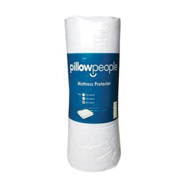 Pp Paket Protector 3 In 1 Matras Pillow Bolster Protector jual matras protector waterproof harga promo diskon blibli