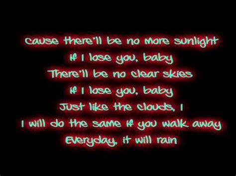 bruno mars it will rain lyrics on screen subtitulado bruno mars it will rain lyrics on screen hd youtube