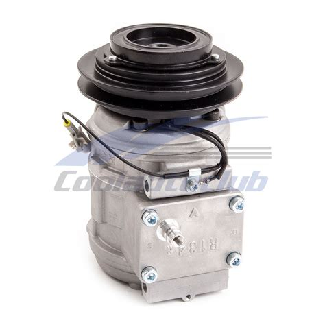 air conditioning compressor fit toyota landcruiser 4 2l diesel 1hz air con ac ebay
