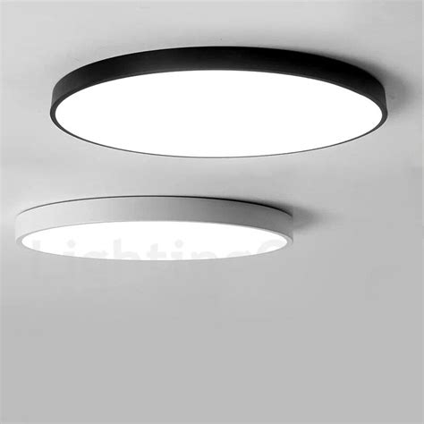 Modern Flush Mount Ceiling Light For Bathroom Tedxumkc Decoration Ultra Thin Dimmable Led Modern Contemporary Nordic Style Flush Mount Ceiling Lights With