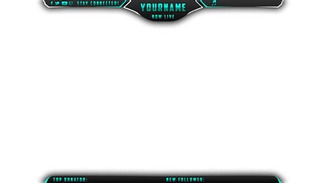 overlay templates for photoshop image gallery twitch overlay
