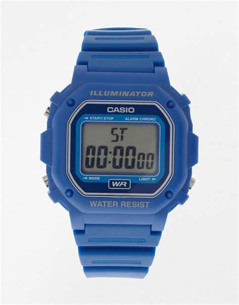 Casio F 108wh 2aef casio casio f 108wh 2aef digital illuminator