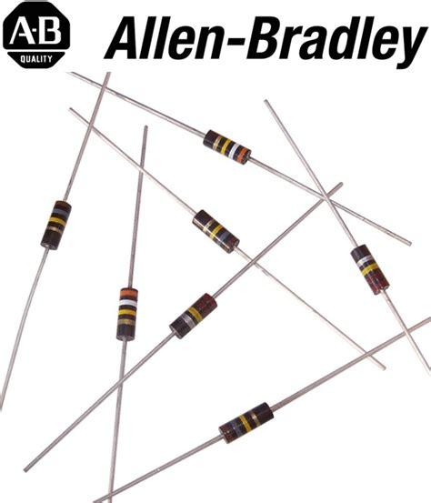 arcol resistors uk allen bradley hifi collective
