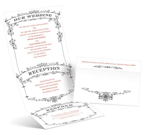 Discount Seal And Send Wedding Invitations